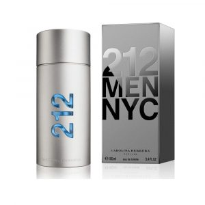 Perfume 212 Men De Carolina Herrera Para Hombre 100 ml