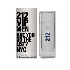 Perfume 212 Vip De Carolina Herrera Para Hombre 100 ml