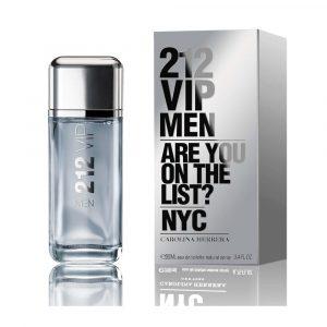 Perfume 212 Vip De Carolina Herrera Para Hombre 200 ml