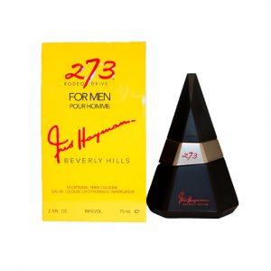 Perfume 273 Men de Beverly Hills Para Hombre 75 ml