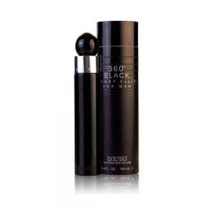 Perfume 360 Black De Perry Ellis Para Hombre 100 ml