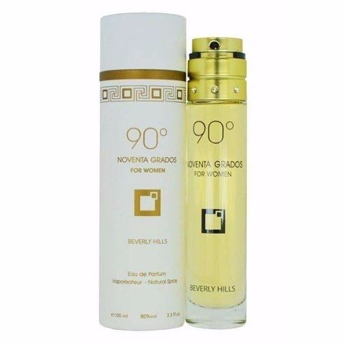 Perfume 90 Grados De Beverly Hills Para Mujer 100 ml