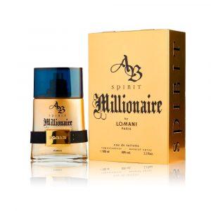 Perfume AB Spirit Millionaire Para Hombre 100 ml