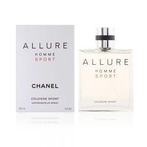 Perfume Allure Homme Sport De Chanel Para Hombre 150 ml