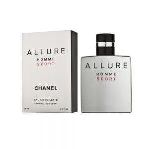 Perfume Allure Homme Sport De Chanel Para Hombre 100 ml