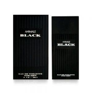 Perfume Animale Black De Parlux Para Hombre 100 ml