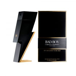 Perfume Bad Boy De Carolina Herrera Para Hombre 100 ml