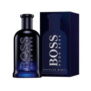 Perfume Boss Bottled Night De Hugo Boss Para Hombre 200 ml