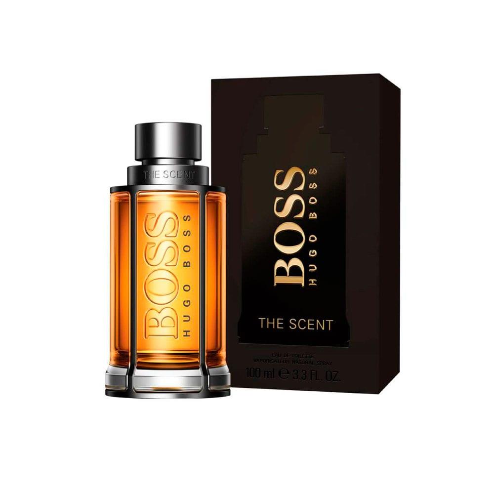 Perfume Boss The Scent De Hugo Boss Para Hombre 100 ml