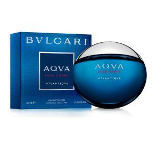 Perfume Aqva Atlantiqve De Bvlgari Para Hombre 100 ml