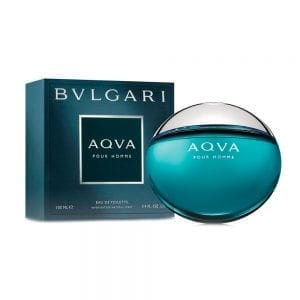 Perfume Aqva De Bvlgari Para Hombre 100 ml