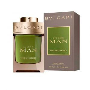 Perfume Man Wood Essence De Bvlgari Para Hombre 100 ml