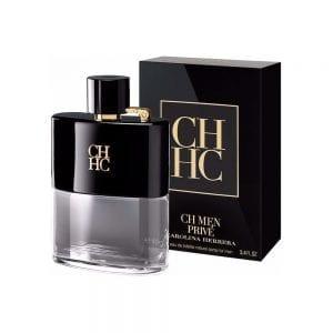 Perfume Ch Men Prive De Carolina Herrera Para Hombre 100 ml