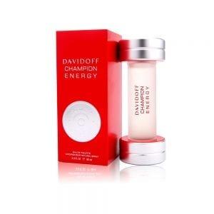 Perfume Champion Energy De Davidoff Para Hombre 90 ml