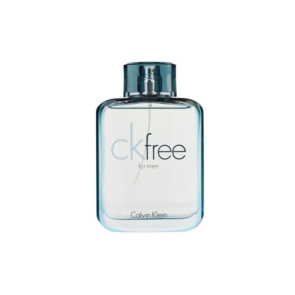 Perfume Ck Free De Calvin Klein Para Hombre 100 ml