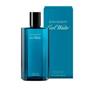 Perfume Cool Water De Davidoff Para Hombre 200 ml