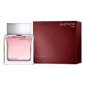Perfume Euphoria Men De Calvin Klein Para Hombre 100 ml