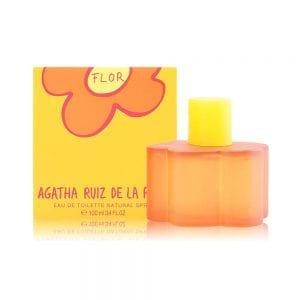 Perfume Flor De Agatha Ruiz De La Prada Para Mujer 100 ml