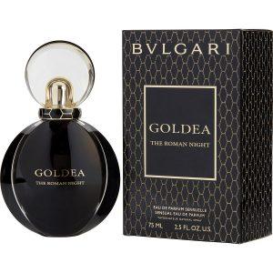 Perfume Goldea Roman Night De Bvlgari Para Mujer 75 ml