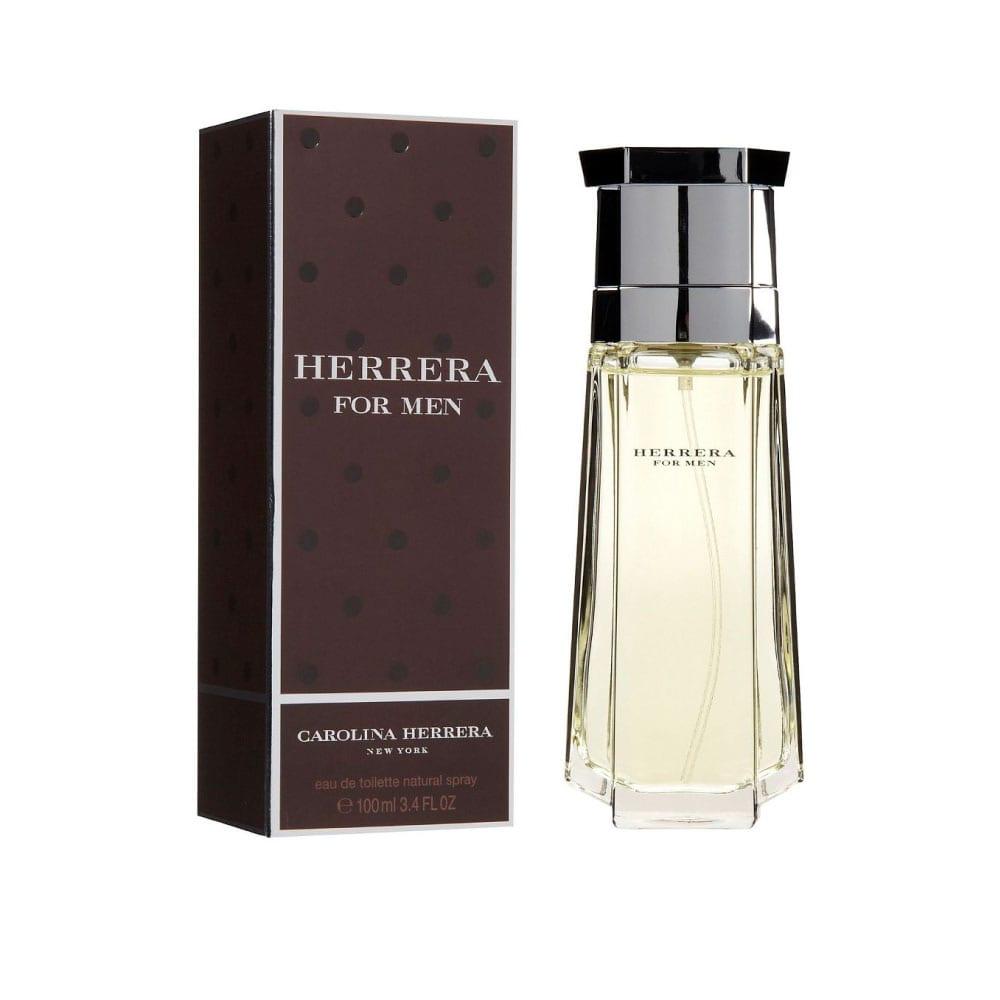 Perfume Herrera For Men De Carolina Herrera Para Hombre 100 ml