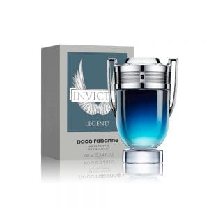 Perfume Invictus Legend De Paco Rabanne Para Hombre 100 ml