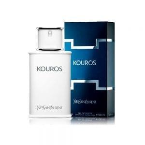 Perfume Kouros De Yves Saint Laurent Para Hombre 100 ml