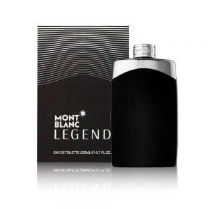 Perfume Legend De Mont Blanc Para Hombre 200 ml