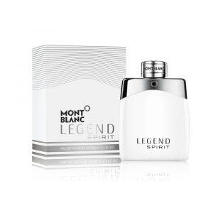 Perfume Legend Spirit De Mont Blanc Para Hombre 100 ml