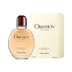 Perfume Obsession For Men De Calvin Klein Para Hombre 125 ml