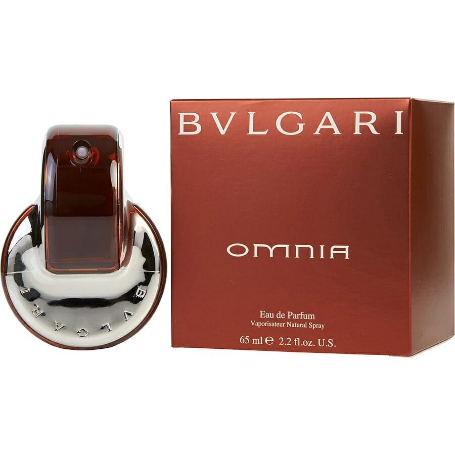 Perfume Omnia De Bvlgari Para Mujer 65 ml