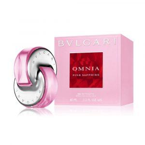 Perfume Omnia Pink Sapphire De Bvlgari Para Mujer 65 ml