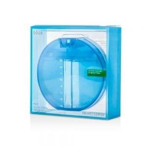 Perfume Paradiso Inferno Blue De benetton Para Hombre 100 ml