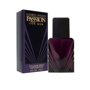 Perfume Passion For Men De Elizabeth Taylor Para Hombre 125 ml