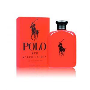 Perfume Polo Red De Ralph Lauren Para Hombre 125 ml