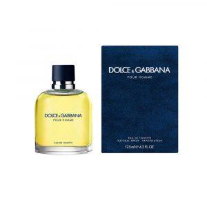 Perfume Pour Homme De Dolce & Gabbana Para Hombre 125 ml