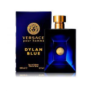 Perfume Pour Homme Dylan Blue De Versace Para Hombre 200 ml