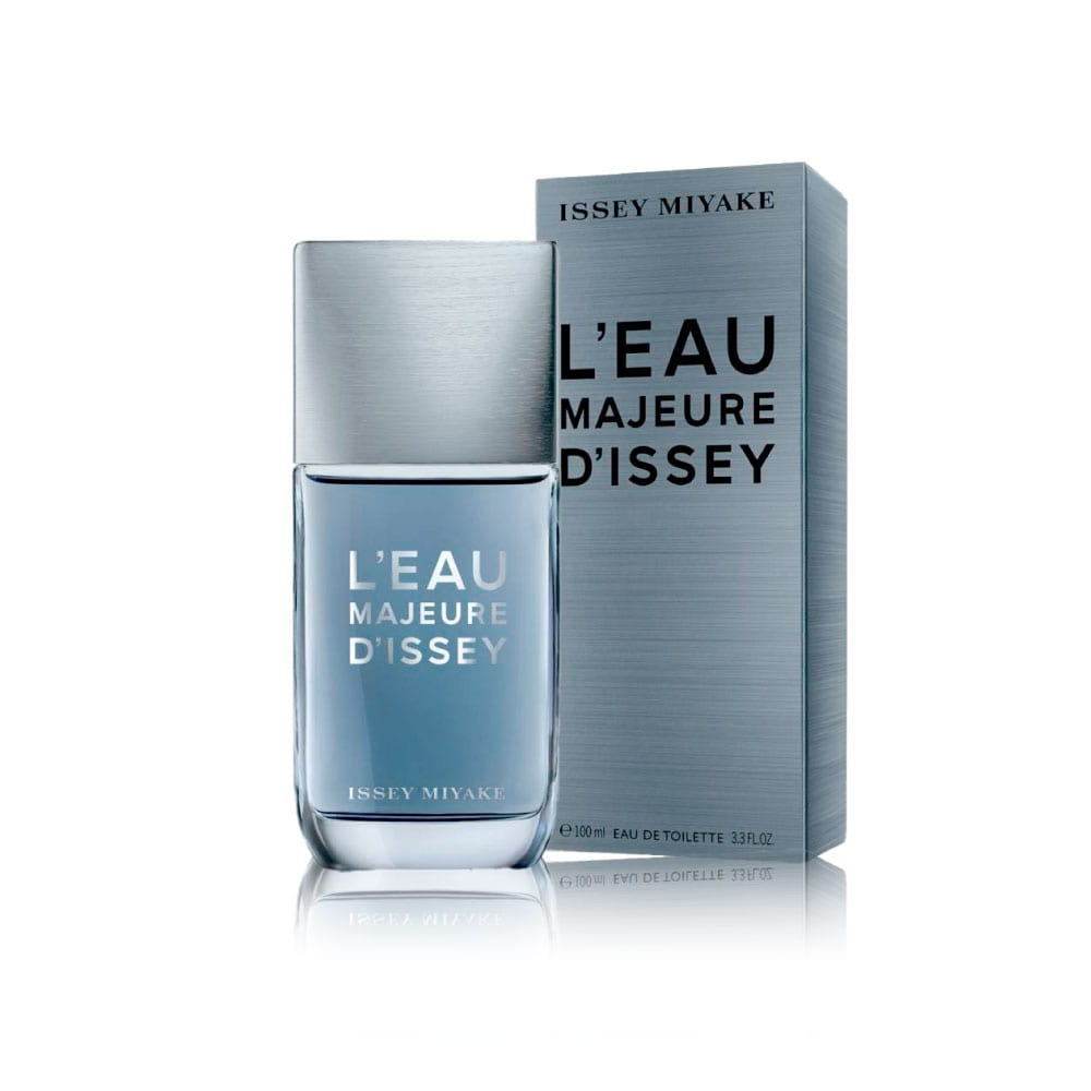 Perfume L'eau Majeure De Issey Miyake Para Hombre 100 ml