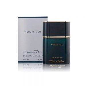 Perfume Pour Lui Men De Oscar De la Renta Para Hombre 90 ml