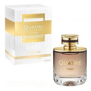 Perfume Quatre Absolu De Nuit De Boucheron Para Mujer 100 ml