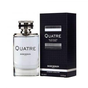 Perfume Quatre Pour Homme De Boucheron Para Hombre 100 ml