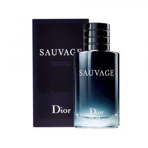 Perfume Sauvage De Christian Dior Para Hombre 100 ml
