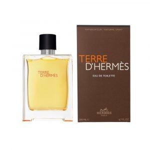 Perfume Terre De Hermes Paris Para Hombre 200 ml