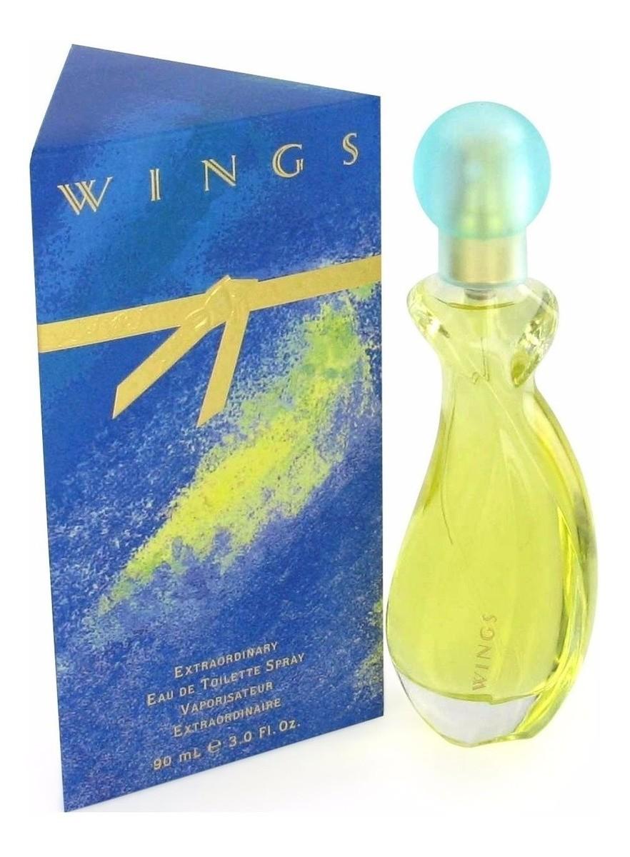 Perfume Wings De Beverly Hills Para Mujer 90 ml