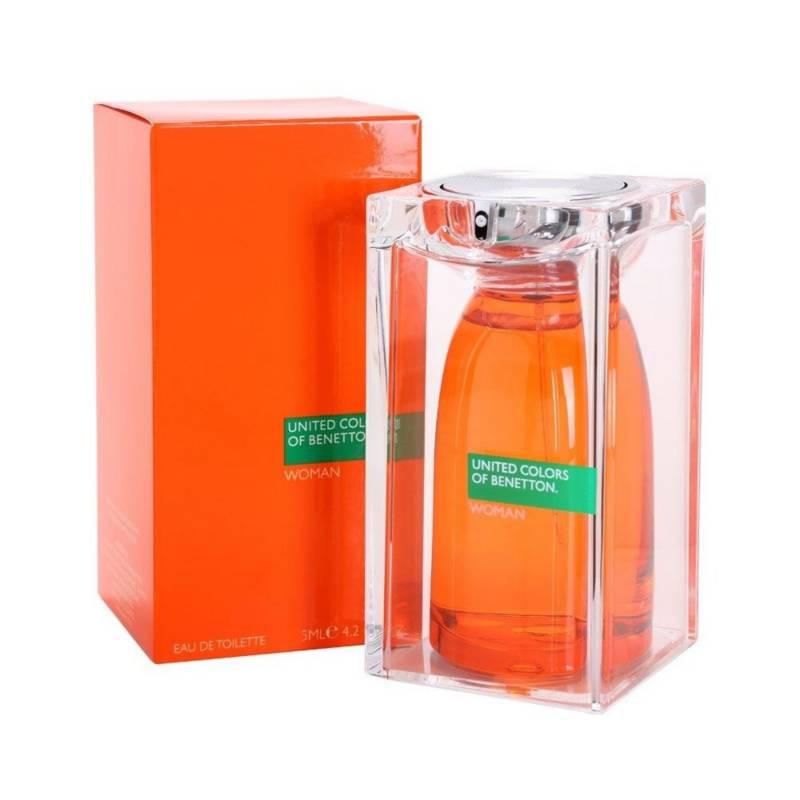 Perfume Woman De Benetton Para Mujer 100 ml