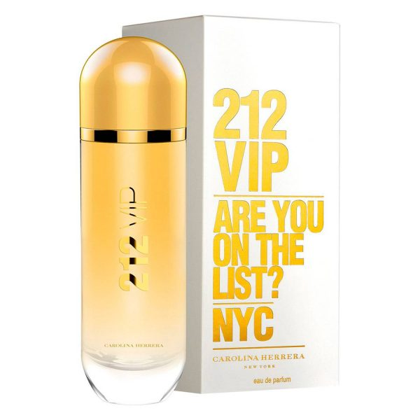 Perfume 212 Vip De Carolina Herrera Para Mujer 125 ml