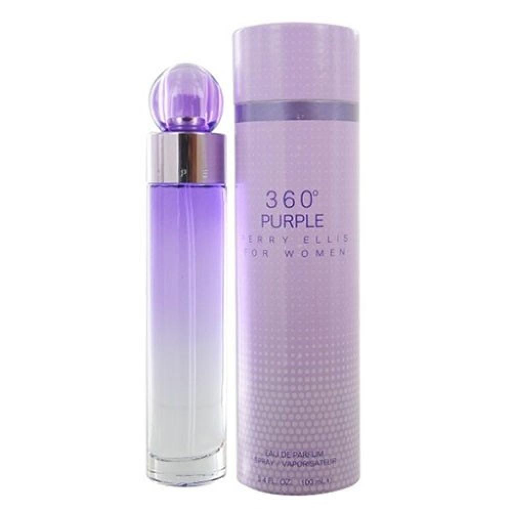 Perfume 360 Purple De Perry Ellis Para Mujer 100 ml