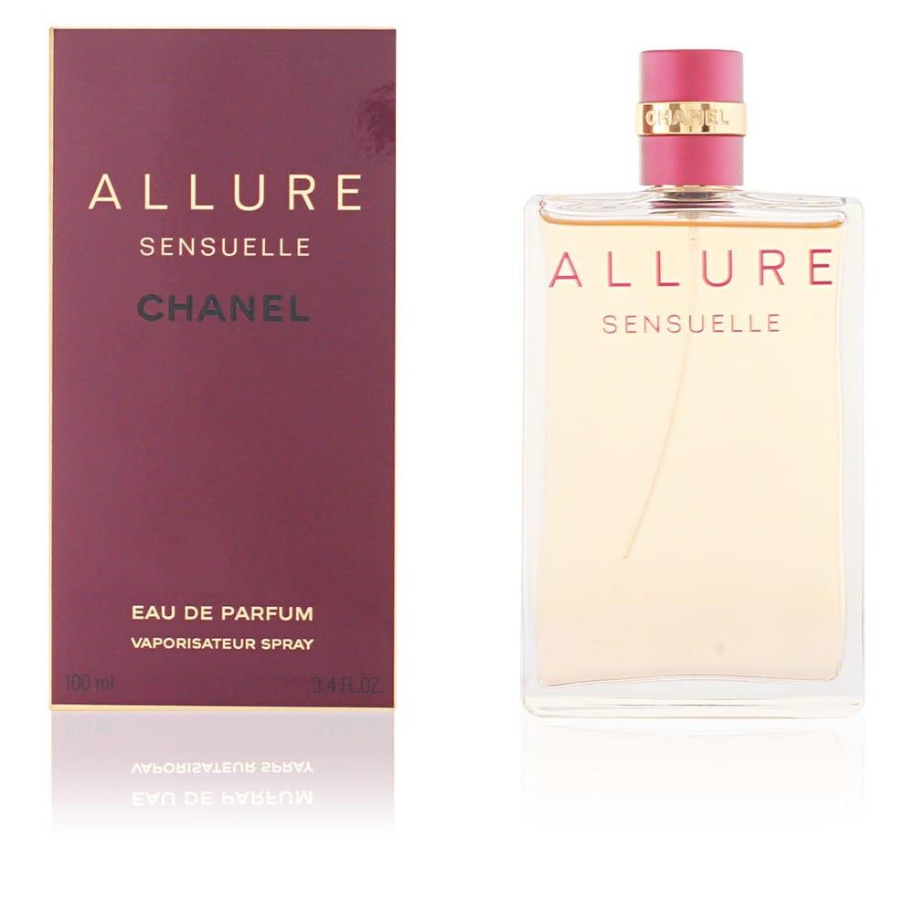 Perfume Allure Sensuelle De Chanel Para Mujer 100 ml