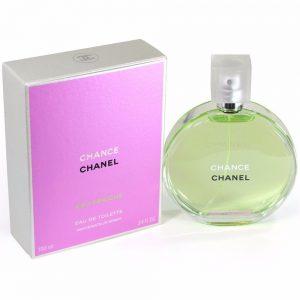 Perfume Chance Eau Fraiche De Chanel Para Mujer 100 ml