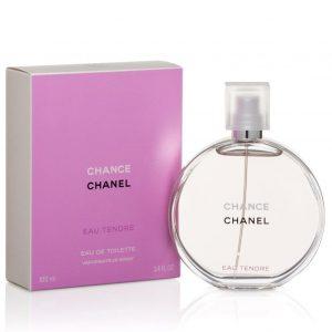 Perfume Chance Eau Tendre De Chanel Para Mujer 100 ml