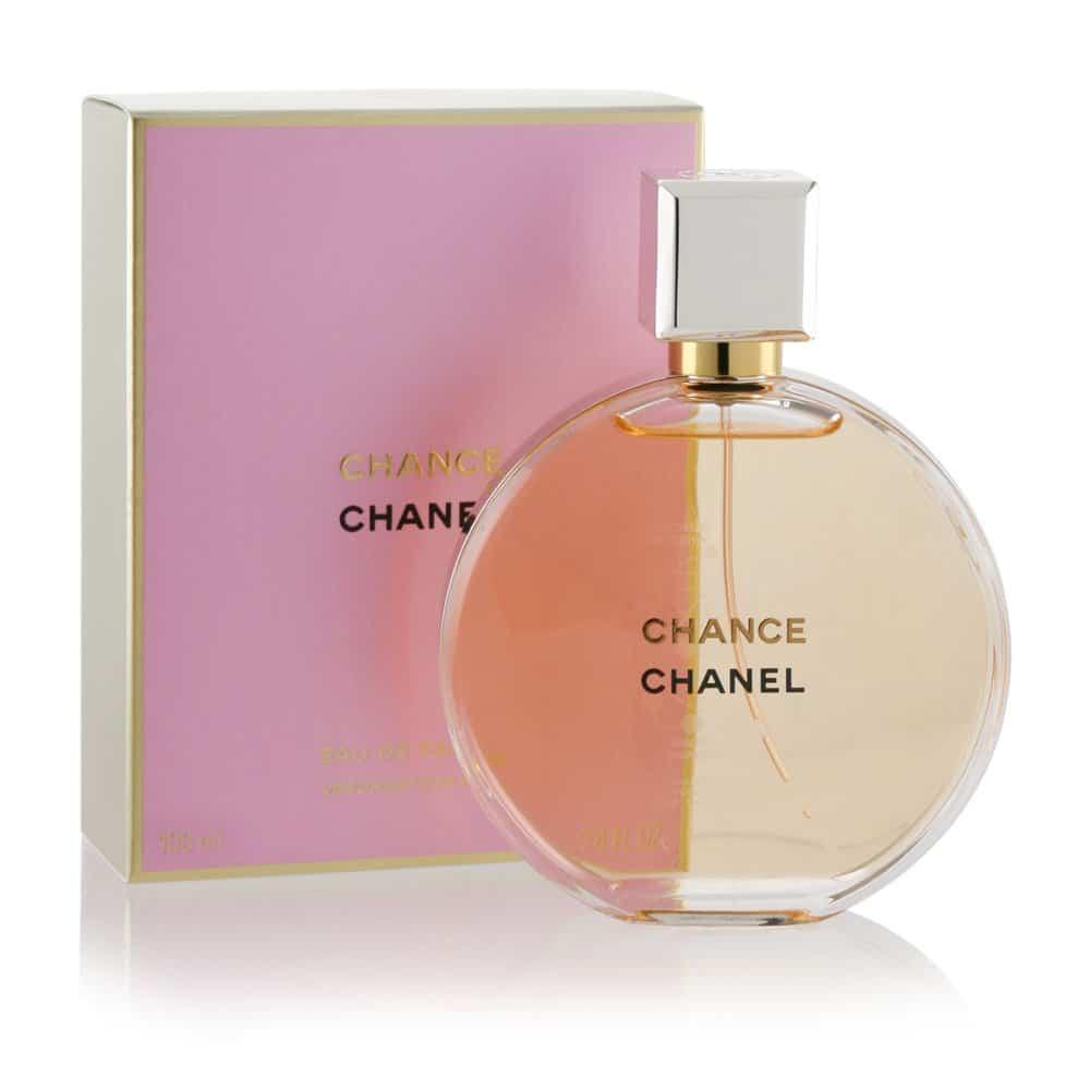 Perfume Chance No 5 EDP De Chanel Para Mujer 100 ml